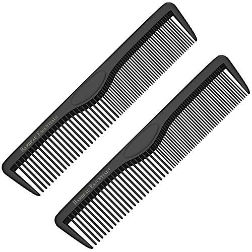 carbon fiber beard comb - 4