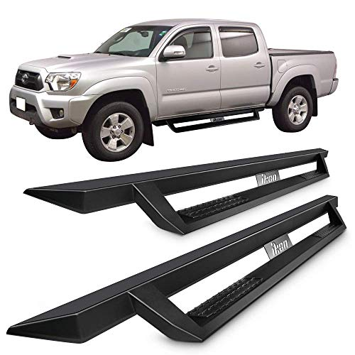 Great 20 2019 Trd Style Satin Black Wheels Fits Toyota: Compare Price To 2015 Running Boards 4 Runner