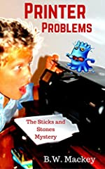 BRIAN REED HAS A NEW PRINTER FOR HIS COMPUTER, AND IT SEEMS TO HAVE A MIND OF ITS OWN.  CAN BRIAN AND HIS FRIEND BREAK THE CURSE BEFORE THE UNTHINKABLE HAPPENS?Strange messages print when no one is around, when no data has been sent to the pr...