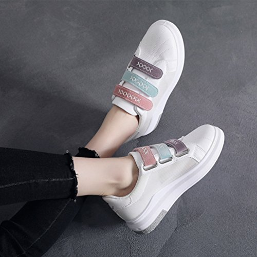 35 Femme 40 Antidérapante Outdoor Sneakers Résistant Sport à de Running Multisport Baskets JRenok L'usure Chaussures Sqw5Oxp