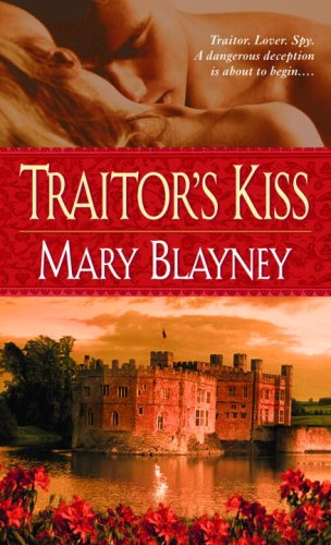 book cover of Traitor\'s Kiss
