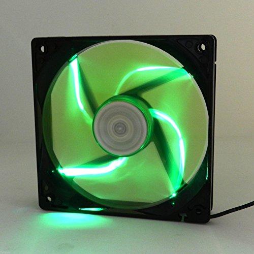 green led cpu cooler - 8
