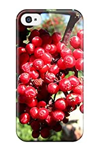 Nicol Rebecca Shortt's Shop Awesome Berry Flip Case With Fashion Design For Iphone 4/4s