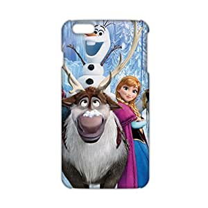 Charming Frozen girl 3D Phone Case for iPhone 6 plus BY icecream design