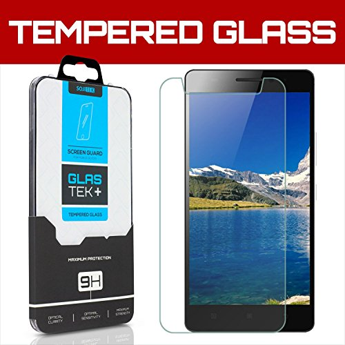 Tempered Glass for Lenovo A7000 (Clear) - 4