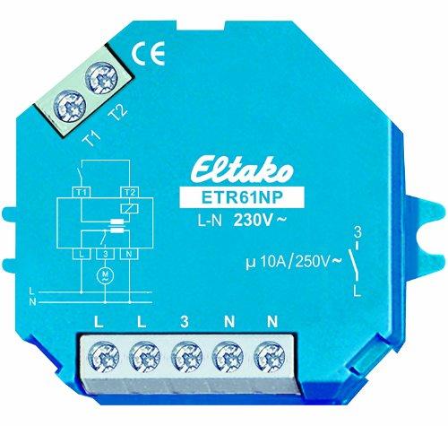 Eltako 61100631 ETR61NP-230V+FK Trennrelais mit Fensterkontakt 1 St ...