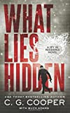 img - for What Lies Hidden (Spy In Residence) book / textbook / text book
