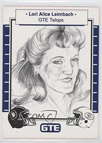 Alice Bowl - Lori Alice Leimbach (Trading Card) 1990 GTE Super Bowl XXIV Corporate Sponsors - [Base] #LALE