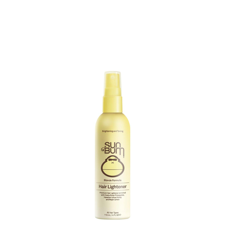 Sun Bum Blonde Formula Hair Lightener, 4 oz Spray Bottle, 1 Count, Hair Highlighting Spray, Paraben Free, PABA Free, Gluten Free