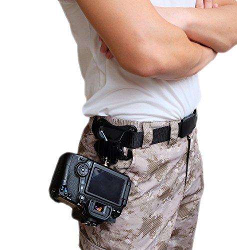 WITHLIN Camera waist buckle button