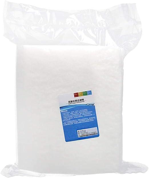 styleinside Filtro de algodón Filtro de Espuma Duradero Esponja Almohadilla Filtro bioquímico Acuario: Amazon.es: Hogar