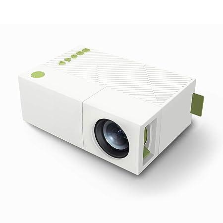 Aingol Mini proyector, LED proyector portátil Bolsillo Pico ...