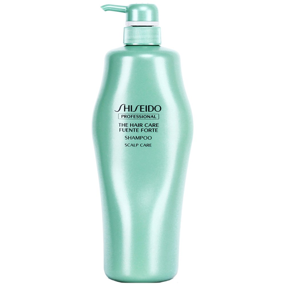 Shiseido Professional Fuente Forte Shampoo 500ml Health Hair And Scalp Personal Care