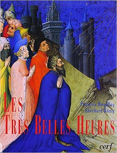 Amazon Les Tres Belles Heures De Jean De France Duc De Barry Koenig Boespflug Education Reference