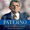 Paterno Audiobook by Joe Posnanski Narrated by Joe Mantegna