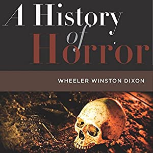 A History of Horror Hörbuch