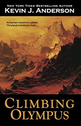 book cover of Climbing Olympus