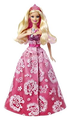 Barbie The Princess The Popstar 2-in-1 Transforming Tori Doll from Mattel