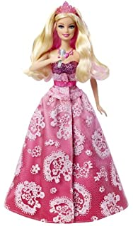 Barbie Princess Popstar Kelly Sheridan dp BCNM