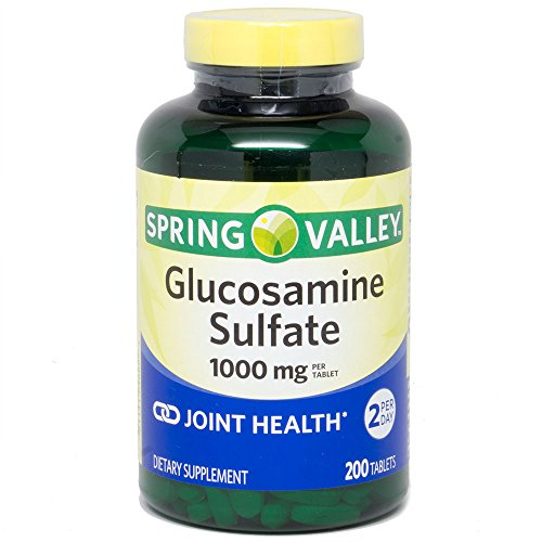 Spring Valley Glucosamine Sulfate tablets product image