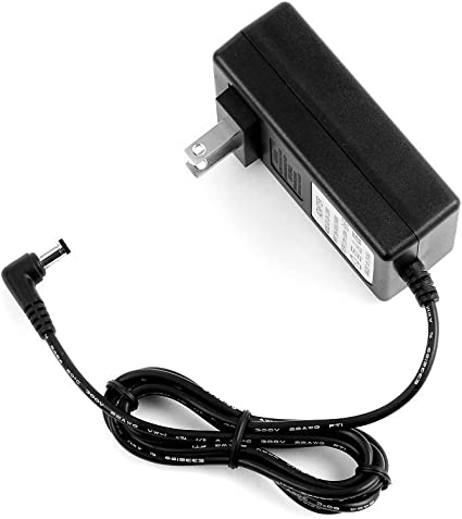 Fav-Tech AC Adapter DC Wall Power Charger for D-Link Cloud DCS-930L DCS-932L IP Camera 4/Feet,/with/LED/Indicator
