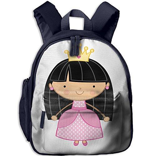Princess Luggage Basic Backpack(with Pockets)