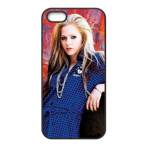 Abbey Dawn By Avril Lavigne Wide coque iPhone 5 5S cellulaire cas coque de téléphone cas téléphone cellulaire noir couvercle EOKXLLNCD21296