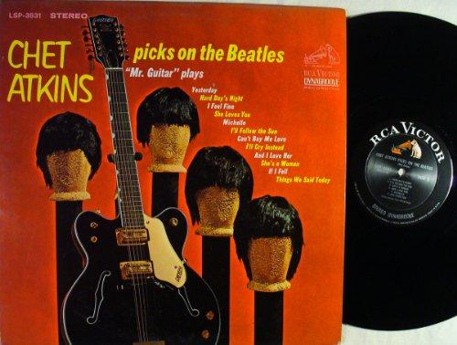 Chet Atkins Picks on the Beatles