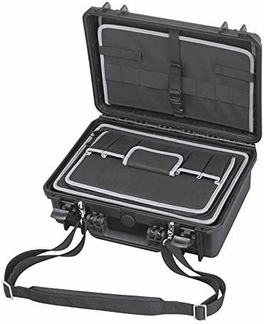 Set of 2 Max max430tc.079/Watertight Suitcases