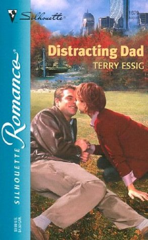 book cover of Distracting Dad