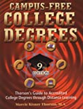 Campus-Free College Degrees, Marcie K. Thorson, 0916277569