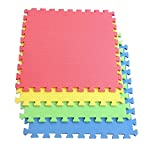 10Pcs Gym Cushion Puzzle Carpet Baby Play EVA Foam Mats