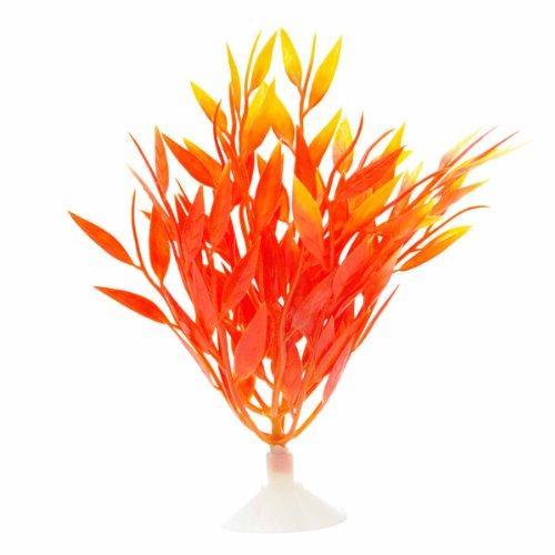 UPC 015561120944, Marina Betta Fire Grass Plastic Plant, 5-Inch