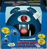 monster inc bin - Monster Talking Waste Basket