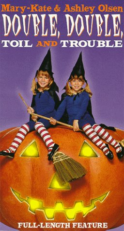 amazoncom mary kate ashley olsen double double toil and trouble movies tv - Mary Kate And Ashley Olsen Halloween