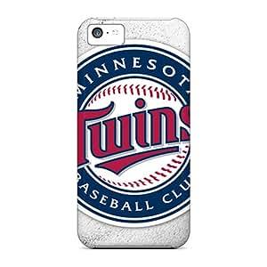 Iphone 5c Case Bumper Tpu Skin Cover For Minnesota Twins Accessories