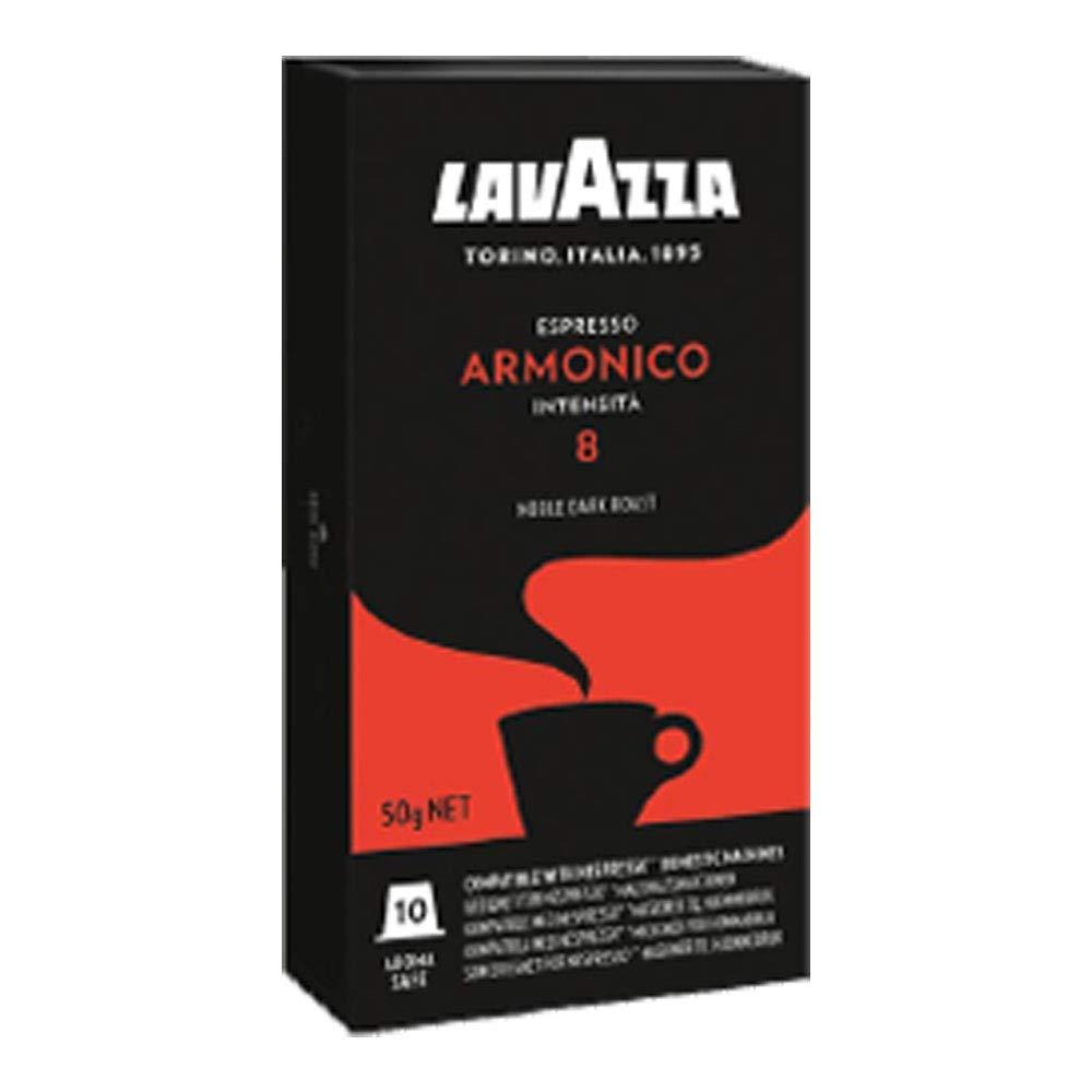 Lavazza armonico Espresso, Caffè Capsule, compatibile con macchine NESPRESSO CAPSULE, 20Capsule Caffè Capsule 20Capsule Luigi Lavazza S.p.A.