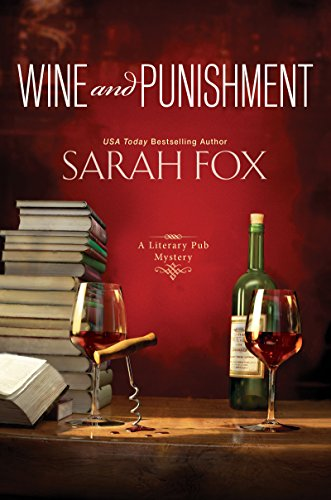 (Wine and Punishment (A Literary Pub Mystery Book)