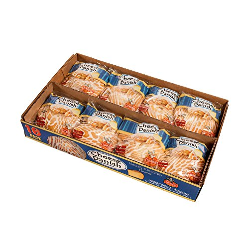 Cloverhill Cheese Danish 16 Count