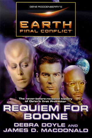 Download Gene Roddenberry's Earth: Final Conflict--Requiem For Boone pdf epub