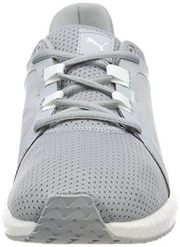 Puma 2 quarry Gris Chaussures Mega Wns puma White Nrgy Femme Cross Turbo De HrxHn6q