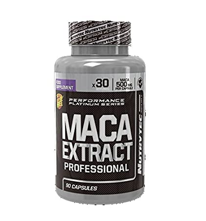Nutrytec Maca Extract Professional (Performance Platinum) 90 caps