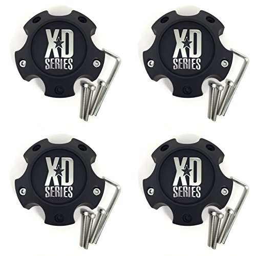 xd series hubcap - 3