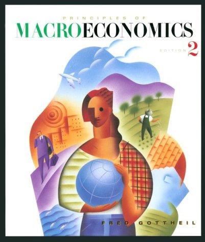 macroeconomics principles and policy pdf