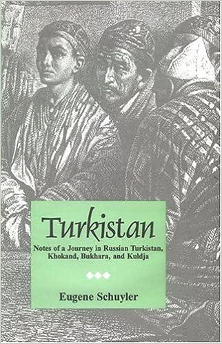 Turkistan: Notes of a Journey in Russian Turkistan, Khokand, Bukhara, and Kuldja (2 vols.)