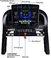 Cinta de correr mymotto Fitness 3.0hp eléctrica tretmühle con 4 de ...