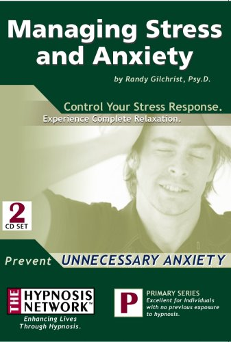 Price comparison product image Managing Stress and Anxiety