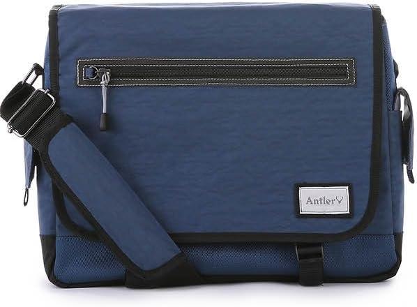 Antler Urbanite Evolve Messenger Bag, Light and Durable Colour: Navy