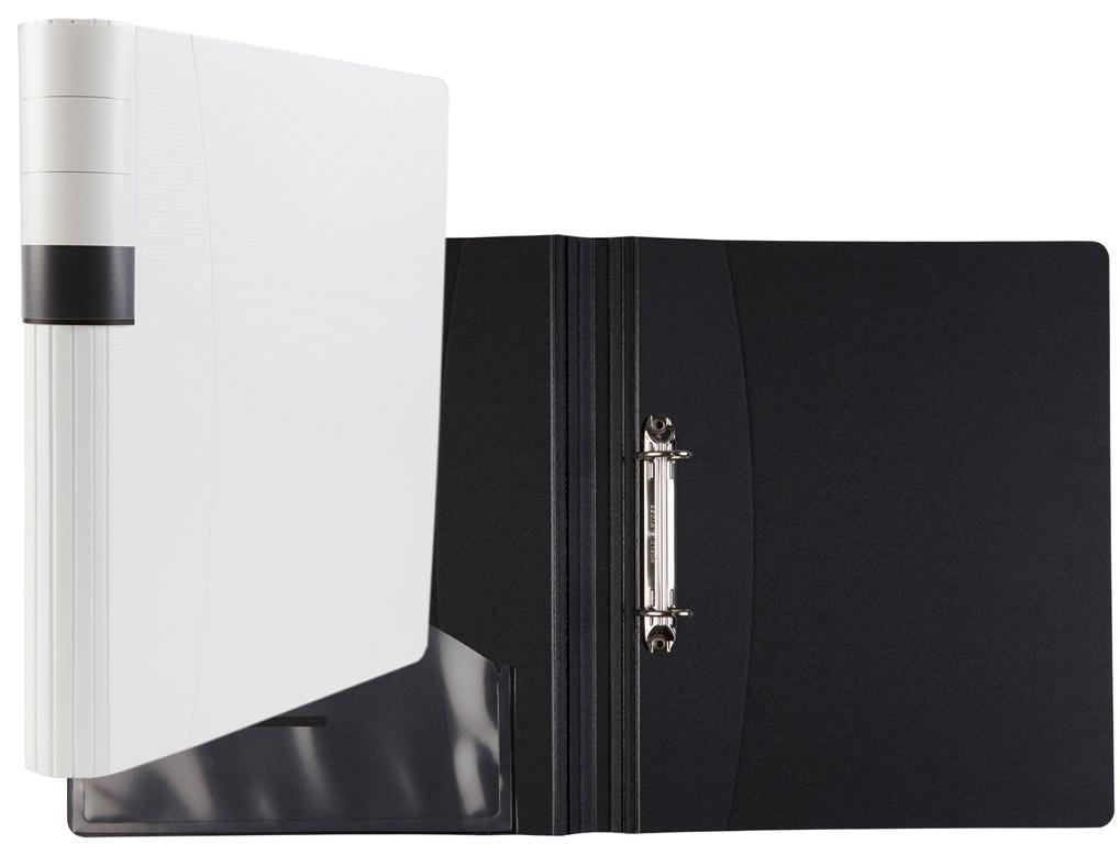 Anello libro/DIN A4/2Anelli/colore: bianco Livepac-Office