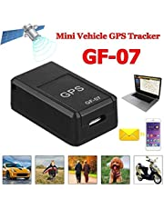 DERKOLY GF07 Mini Auto Magnetische GPS Real-Time Draagbare Magnetische Tracking Apparaat GPRS Locator Global Track Query Anti-Verloren Tracking
